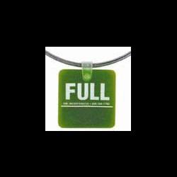 FULL Status Ring Tag Pre-Printed and Custom (T-25)