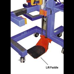 Cylinder Lift Paddle