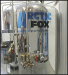 Arctic Fox Cryo Mini Bulk Tanks